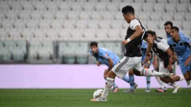 صورة فيديو أهداف مباراة يوفنتوس ولاتسيو في الدوري الايطالي