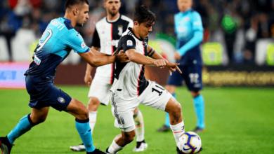 صورة بي ان سبورت تختار معلق مباراة يوفنتوس وأتالانتا في الدوري الايطالي