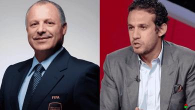 صورة محمد فضل: هاني أبو ريدة أقوى من يدير الكرة في العالم..وسنقوم بتكريم محمد صلاح