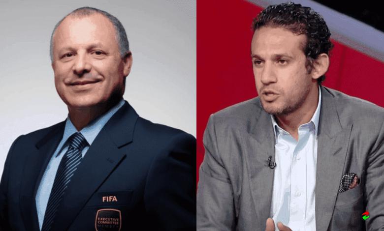 محمد فضل: ابو ريدة شخص قوي ويسعى لاستغلال نفوذه لخدمة مصر