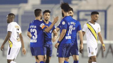 صورة صدمة للاعب الهلال قبل مواجهة النصر في قمة الدوري السعودي!