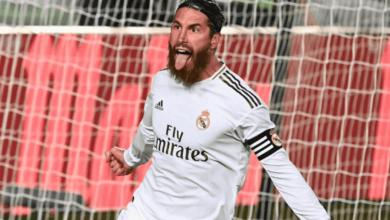 صورة راموس يقود ريال مدريد لفوز ثمين على خيتافي في الدوري الاسباني ويبتعد بالصدارة عن برشلونة