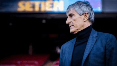 كيكي سيتين يعلن قائمة برشلونة لمباراة فياريال في الدوري الاسباني