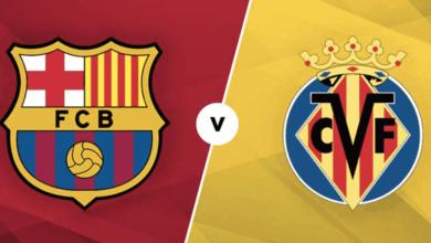 صورة بي ان سبورت تعلن اسم معلق مباراة برشلونة وفياريال في الدوري الاسباني