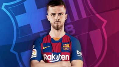صورة ميراليم بيانيتش.. مشجع ريال مدريد، الذي انضم إلى برشلونة