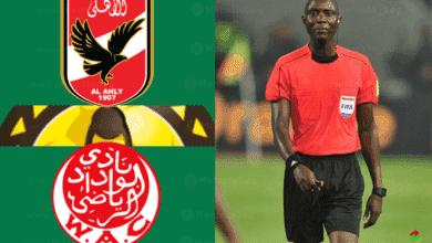 صورة تقرير | كوارث بكاري جاساما تحرمه من مباراة الأهلي والوداد في ابطال افريقيا