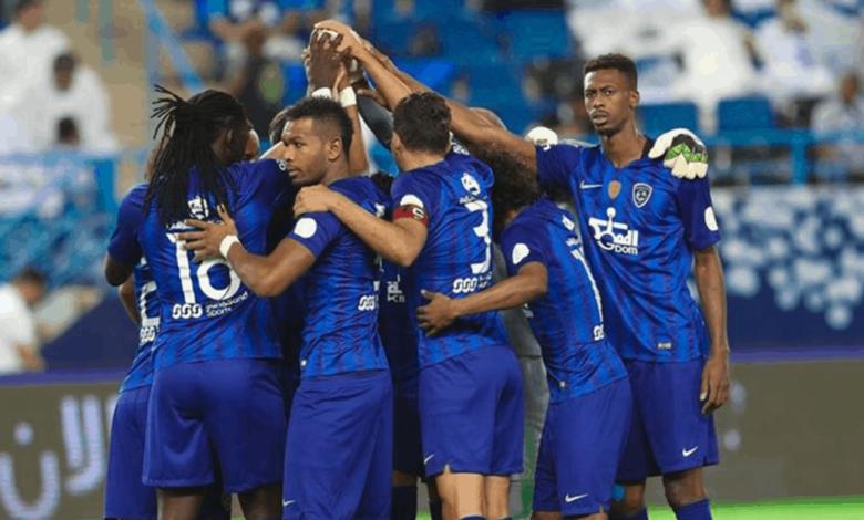 جدول مباريات الهلال الودية قبل استئناف الدوري السعودي