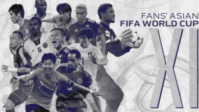 صورة تقرير| أفضل فريق آسيوي في بطولات كأس العالم يضم 4 سعوديين