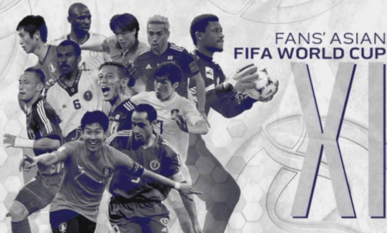 تقرير| أفضل فريق آسيوي في بطولات كأس العالم يضم 4 سعوديين