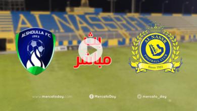 بث مباشر   مشاهدة مباراة النصر والشعلة الودية قبل عودة الدوري السعودي