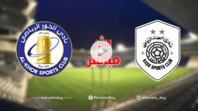 صورة بث مباشر | مشاهدة مباراة السد والخور في الدوري القطري