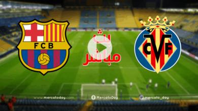صورة بث مباشر | مشاهدة مباراة برشلونة وفياريال في الدوري الاسباني