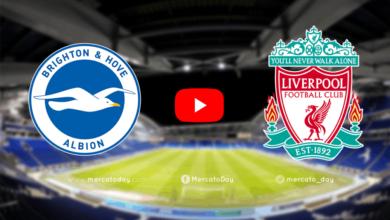 صورة بث مباشر | شاهد ليفربول وبرايتون في الدوري الانجليزي