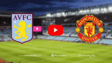 صورة بث مباشر   شاهد مانشستر يونايتد واستون فيلا في الدوري الانجليزي