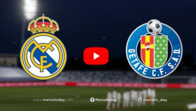 صورة بث مباشر | شاهد ريال مدريد وخيتافي في الدوري الاسباني