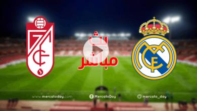صورة بث مباشر | مشاهدة مباراة ريال مدريد وغرناطة في الدوري الاسباني