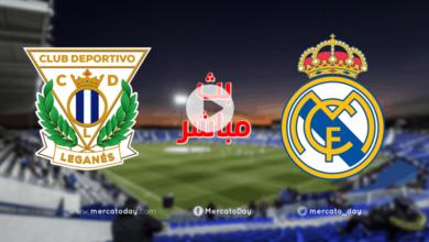 صورة بث مباشر | مشاهدة مباراة ريال مدريد وليجانيس في الدوري الاسباني