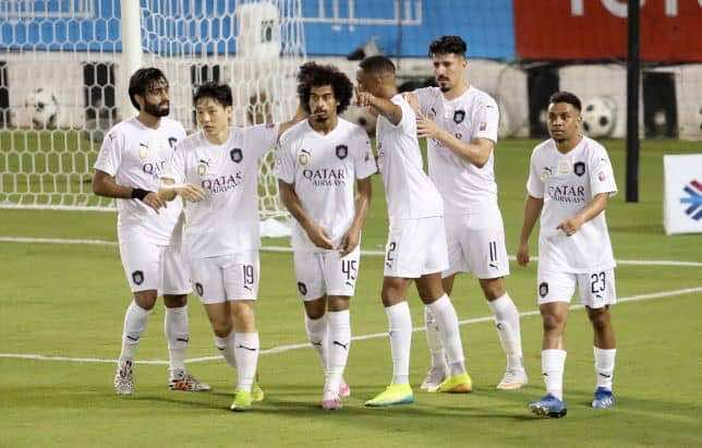 نتيجة مباراة السد والخور فى الدوري القطري (صور:twitter)