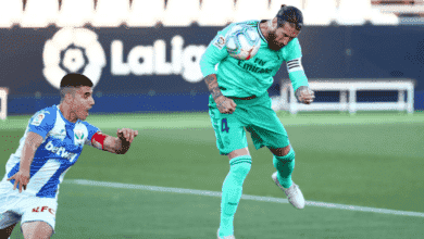 صورة فيديو أهداف مباراة ريال مدريد وليجانيس في الدوري الاسباني