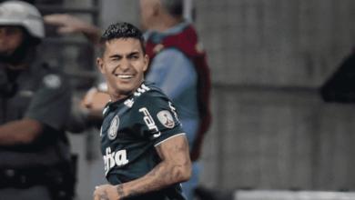 الدحيل القطري يستعير إدواردو بيريرا دودو لاعب بالميراس في الميركاتو الصيفي 2020 بعد رحيل ماريو ماندزوكيتش