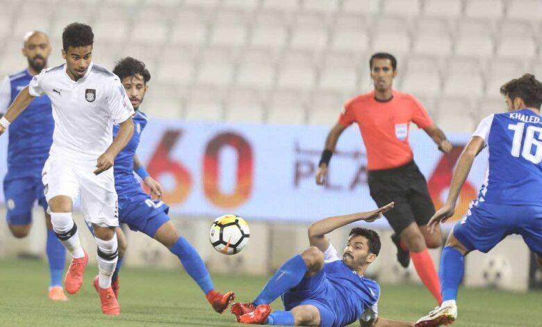 أهداف مباراة السد والخور في الدوري القطري (صور:Google)