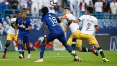 أهداف مباراة الهلال والنصر فى الدوري السعودي (صور:Google)
