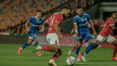 """صورة صور مباراة الاهلي واسوان في الدوري المصري """"تألق الأفارقة"""""""