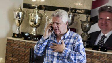 عاجل | مرتضى منصور يوقع عقوبات قاسية على لاعبي الزمالك