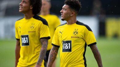 صورة جادون سانشو: أريد مساعدة اللاعبين الشباب في دورتموند، وأحب اللعب معهم