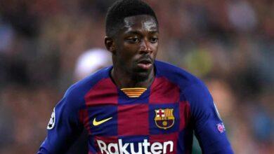 ديمبيلي يعود لقائمة برشلونة أمام بايرن ميونيخ