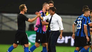 صورة أنطونيو كونتي: سنضفي البهجة على جماهير الانتر في نهائي الدوري الاوروبي