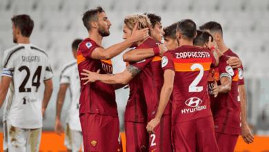 صورة فيديو أهداف مباراة يوفنتوس وروما في الدوري الايطالي