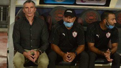 """صورة عاجل.. تشكيلة الزمالك لمواجهة نادي مصر في الدوري المصري.. """"مفاجآت غير متوقعة"""""""
