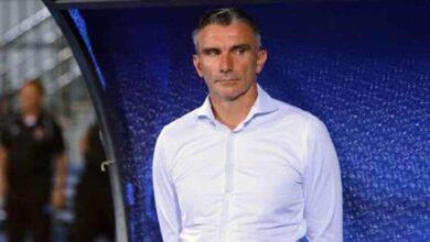صورة أول قرار من كارتيرون بعد تعادل الزمالك أمام نادي مصر