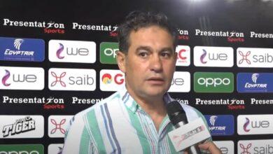صورة خالد جلال: فرطنا في الفوز على الزمالك.. ونقطة التعادل مكسب لنادي مصر