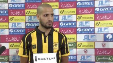 صورة الأحمدي: الفيصلي فريق قوي فاز على أهلي جدة.. والتعادل أمر جيد