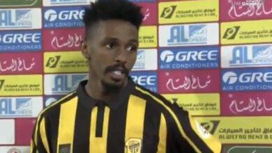 صورة فلاته: لاعبو اتحاد جدة يعانون من الضغوط.. وراضٍ عن التعادل أمام الفيصلي