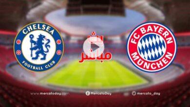 بث مباشر | مشاهدة مباراة بايرن ميونخ وتشيلسي في دوري أبطال أوروبا