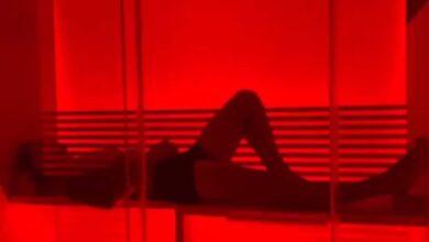 صورة زلاتان إبراهيموفيتش يُثير الجدل بفيديو في غرفة حمراء