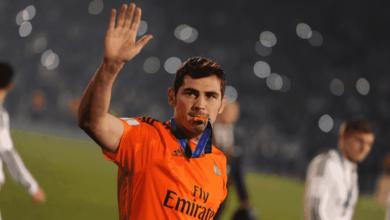 كاسياس اسطورة ريال مدريد يعلن إعتزاله كرة القدم