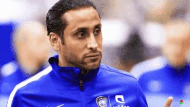 صورة بالفيديو.. هداف الهلال التاريخي أمام النصر في الدوري السعودي