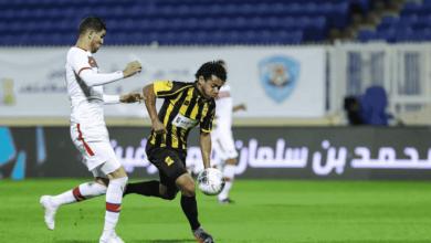 """صورة ملخص مباراة اتحاد جدة وأبها في الدوري السعودي """"زعيم الجنوب يقلب الطاولة على العميد"""""""