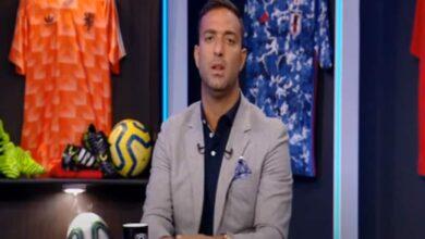 صورة ميدو: الحكم تغاضى عن طرد لاعب الزمالك أمام المصري، وينتقد حكام الـVAR