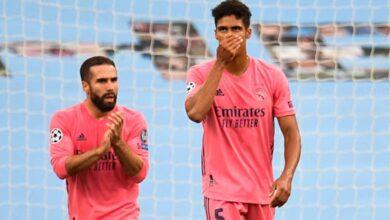 صورة فاران: أتحمل هزيمة ريال مدريد أمام مانشستر سيتي!