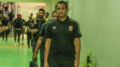 صورة مدرب الأهلي: الفوز على إنبي دفعة كبيرة للاعبين.. وحمدي فتحي مكسب كبير