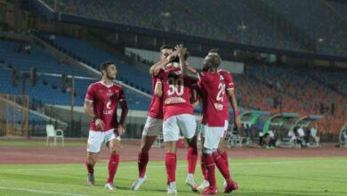 """صورة صور مباراة الاهلي وانبي في الدوري المصري """"تألق هاني ومعلول"""""""
