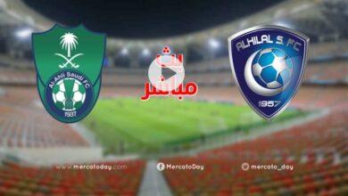 صورة بث مباشر | مشاهدة مباراة الهلال والاهلي في الدوري السعودي