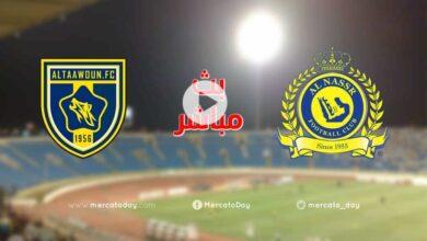صورة بث مباشر | مشاهدة مباراة النصر والتعاون في الدوري السعودي