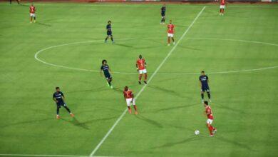 أهداف الأهلي وانبي في الدوري المصري (صور:twitter)