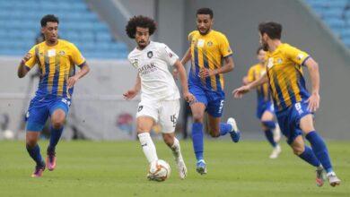 صورة فيديو أهداف مباراة السد والغرافة فى الدوري القطري